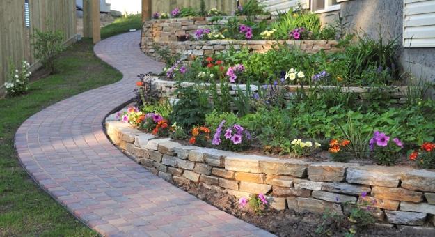 Age Adapt Garden Path