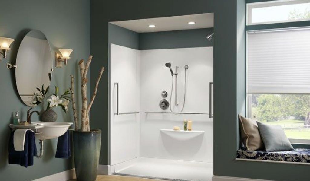Age Adapt Modern Shower Room