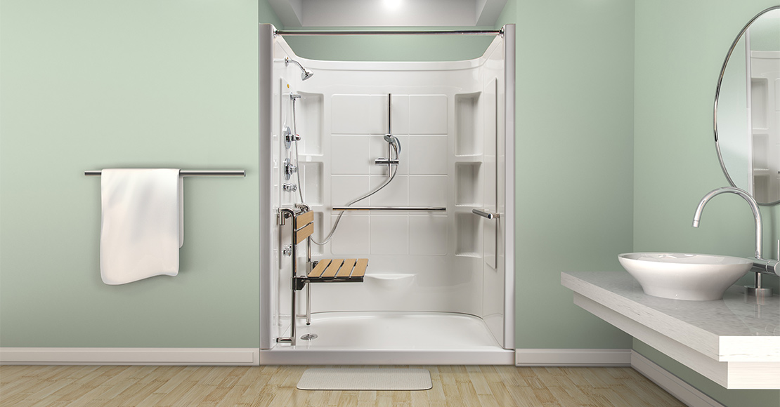Age Adapt Shower