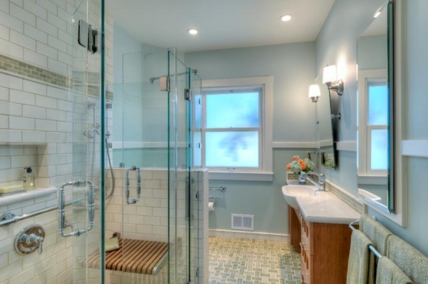 Age Adapt Traditional Bathroom